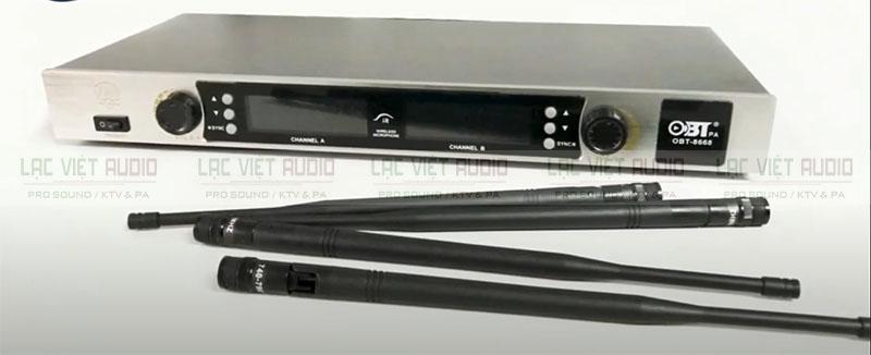 Thiết bị đầu thu chính hãng tại Lạc Việt Audio