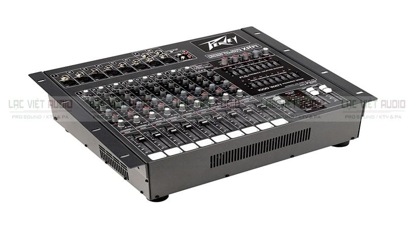 Mixer liền công suất Peavey XR- 800F tích hợp công nghệ nhận dạng âm thanh kỹ thuật số