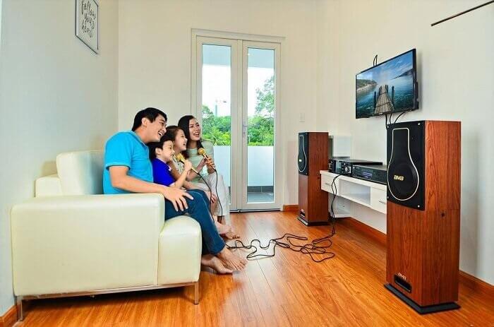Mục đích của việc kết nối đầu karaoke với tivi