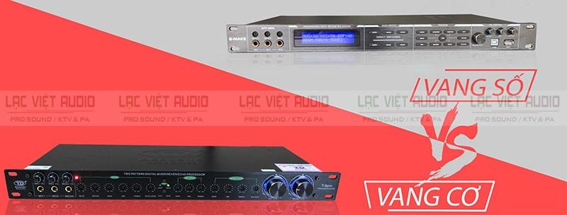 Hãy để Lạc Việt Audio tư vấn cho quý khách nên mua vang cơ hay vang số nhé!