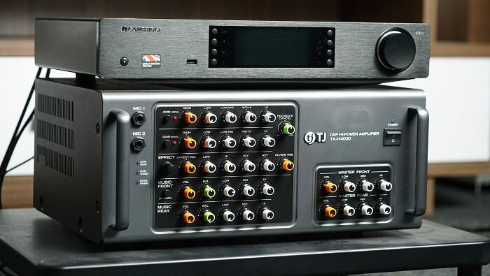 power amplifier là gì