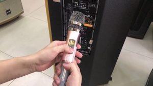 Cách reset micro không dây trở lại cài đặt ban đầu - tự làm