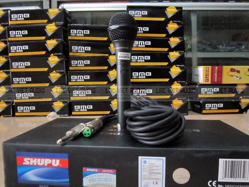 Lạc Việt Audio là đơn vị bán Micro SHUPU 959 giá rẻ và hàng chuẩn nhất