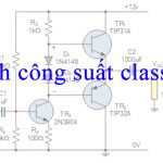 Tìm hiểu về mạch công suất class AB