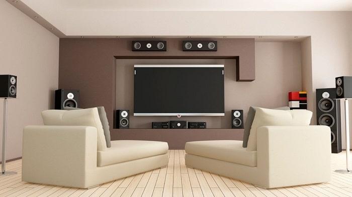 Hệ thống âm thanh Surround Sound - biến thể của âm thanh Stereo