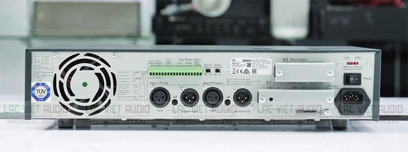 Hệ thống tản nhiệt nhiều lớp giúp thiết bị hoạt động hiệu quả trong thời gian dài