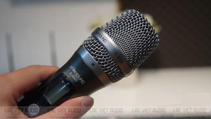 Hình ảnh tay micro Start Sound S-9900
