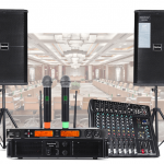 Các thiết bị cần có trong dàn âm thanh hội trường