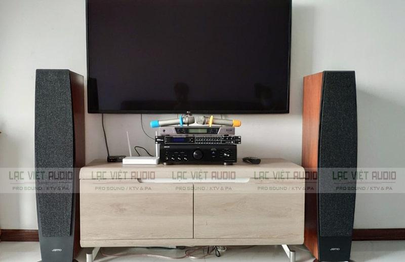 Trải nghiệm của khách hàng với thiết kế dàn âm thanh sử dụng micro BCE UGX12