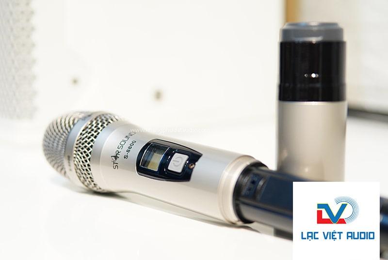Micro không dây Star Sound S-8800