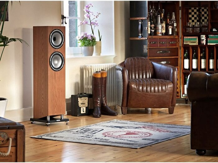 Top 10 loa Tannoy nghe nhạc hay