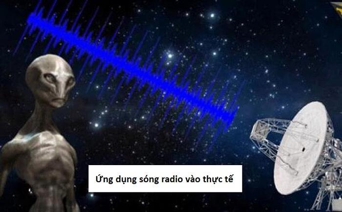 SÓNG RADIO GIÚP PHÁT MINH NÊN NHỮNG THIẾT BỊ ĐIỆN TỬ TRUYỀN TÍN HIỆU THÔNG TIN THÔNG MINH