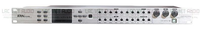 Mặt trước vang số chỉnh cơ BKsound DSP 9000 Plus White
